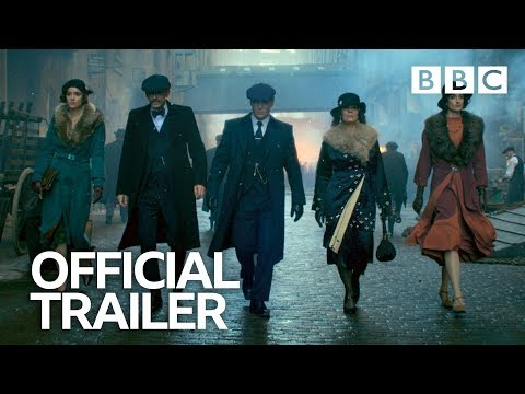BBC Peaky Blinders - Series 5