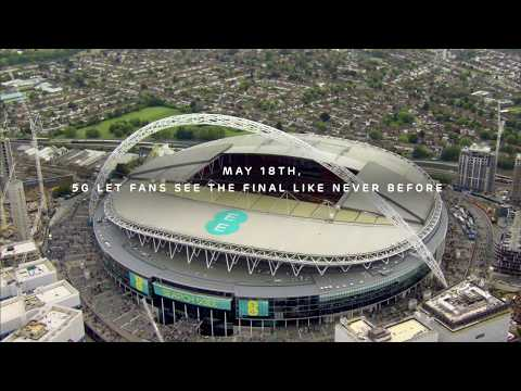 EE 5G - FA Cup Final 2019