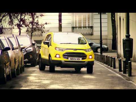 Ford EcoSport - Perfectly Sized For Life