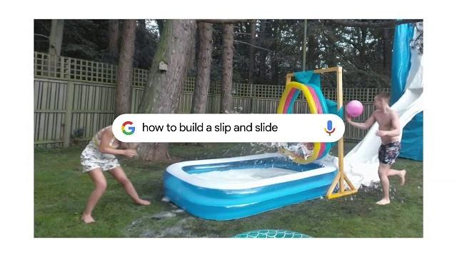 Google Make the most of summer 2019 advert