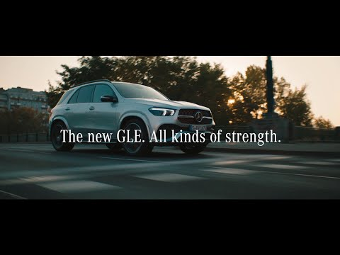 Mercedes GLE - All Kinds of Strength