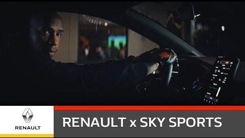 Renault x Sky Sports - Premier League Sponsorship Advert Song