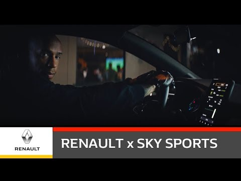Renault x Sky Sports - Premier League Sponsor