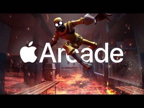 Apple Arcade - Hot Lava Trailer Music
