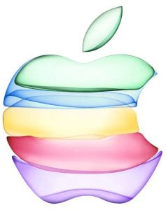 Apple iPhone launch event Logo