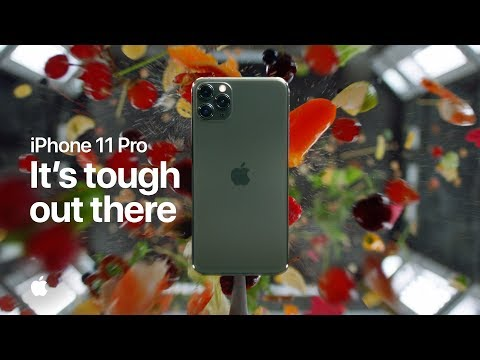 iPhone 11 Pro - It's tough out there song