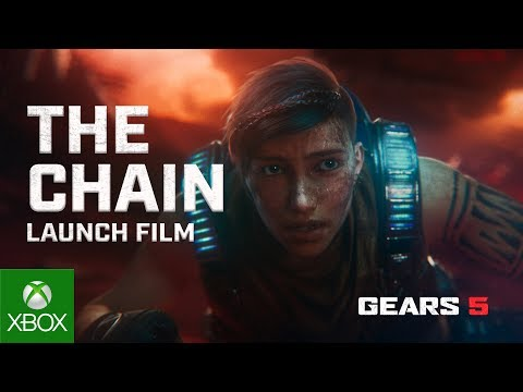 Xbox - Gear 5 Trailer The Chain