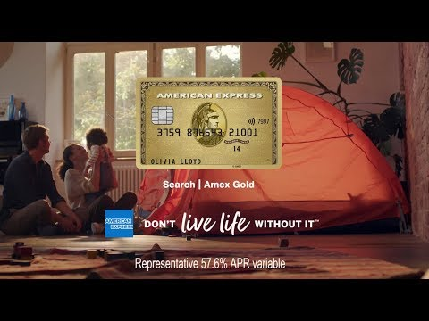 American Express - Amex Gold Advert Song