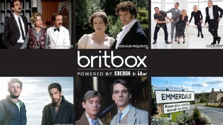 Britbox Trailer Song