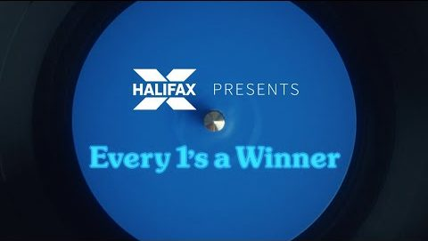 Halifax - Family Boost - Every 1's a Winner