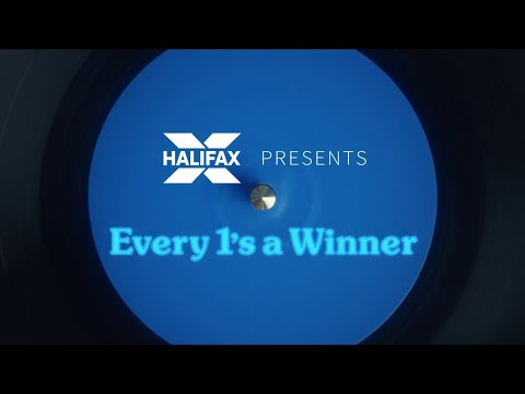 Halifax - Family Boost - Every 1's a Winner Song