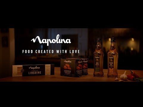 Napolina - Food Created with Love