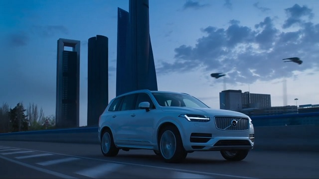 Volvo Earth Hour Advert