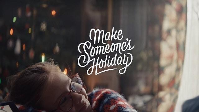 Apple Christmas Advert - The Surprise