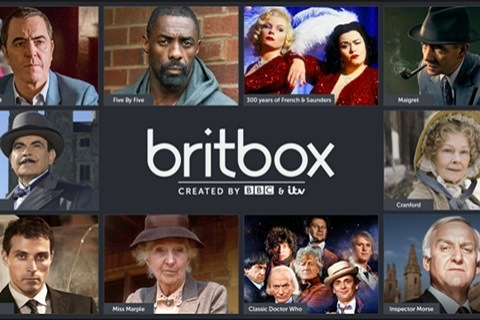 Britbox - Launch Trailer Song