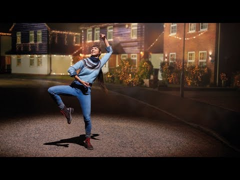 Marks & Spencer -Christmas Advert Jump Around Song
