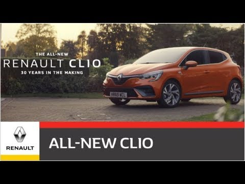 Renault Clio - Wonderwall Song