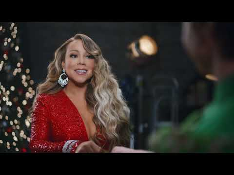 Walkers Crisps - All Mariah Carey wants this Christmas
