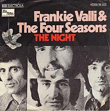 The Night - Frankie Valli