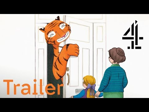 Channel 4 - The Tiger Who Came To Tea Theme Song