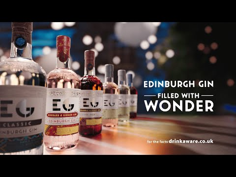 Edinburgh Gin Advert Song