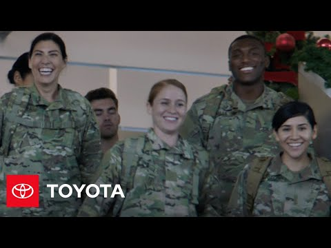 Toyota - December Sales Event - Welcome Home Song