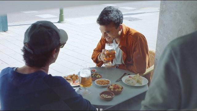 San Miguel - Find Your Rich advert
