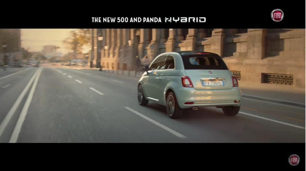 Fiat 500 Panda Advert Music