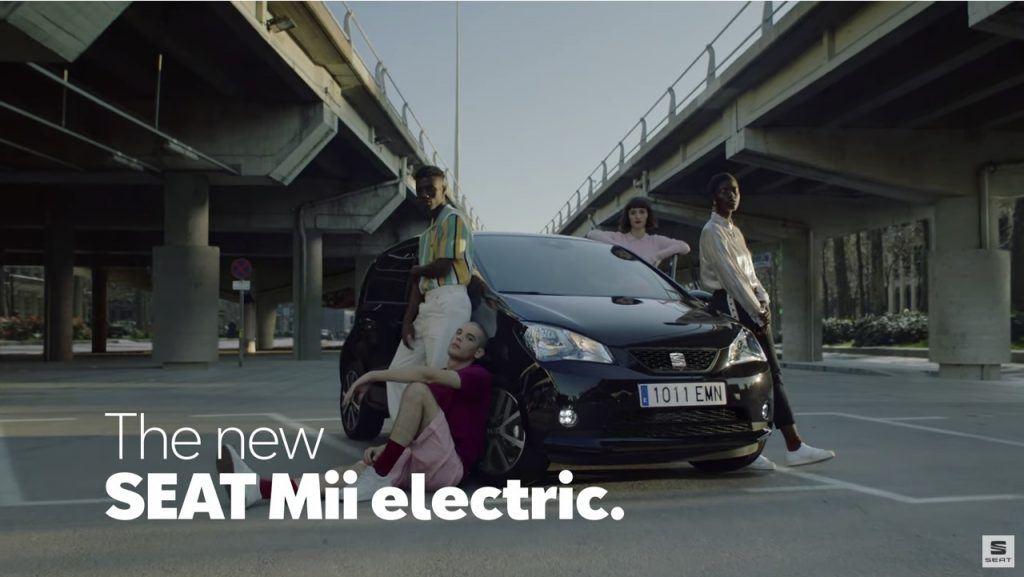 SEAT Mii Advert Music