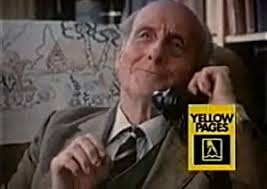 Yellow Pages Advert Music