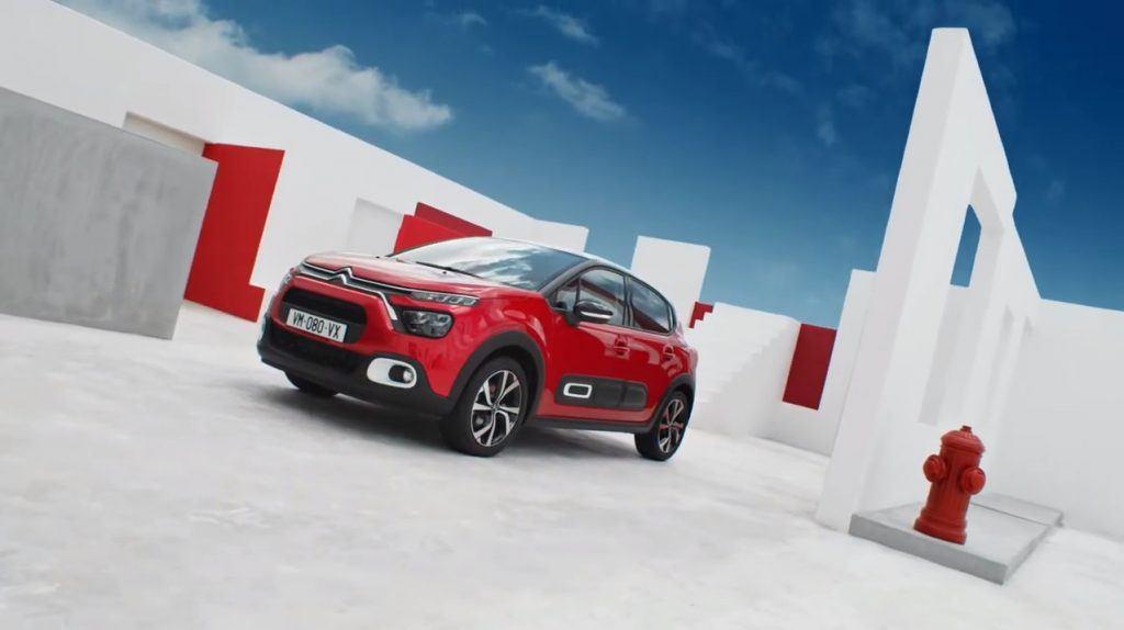 New Citroën C3 - Customisation Advert Music