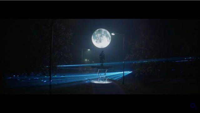 O2 - Moonlight Dancing Advert Music