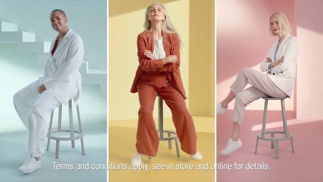 John Lewis Spring Fashion 2020 advert