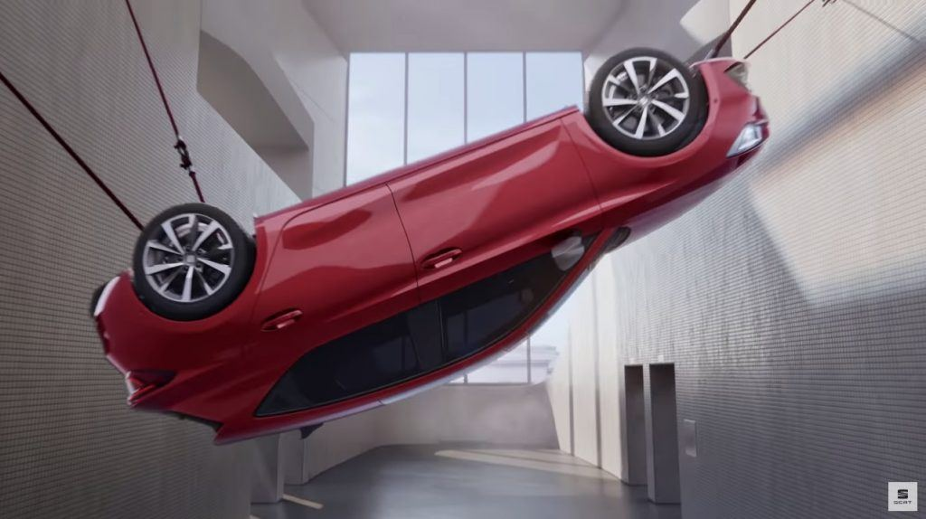 SEAT Leon Advert Song