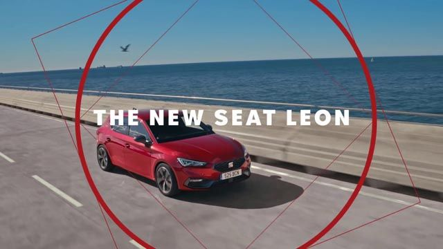 Seat Leon Advert Song 2020