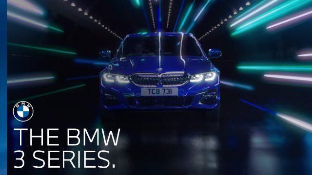 BMW 3 Series advert music