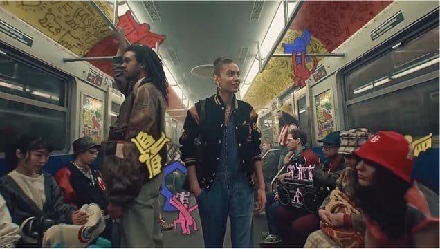 Adobe Creative Cloud Commute Advert Song