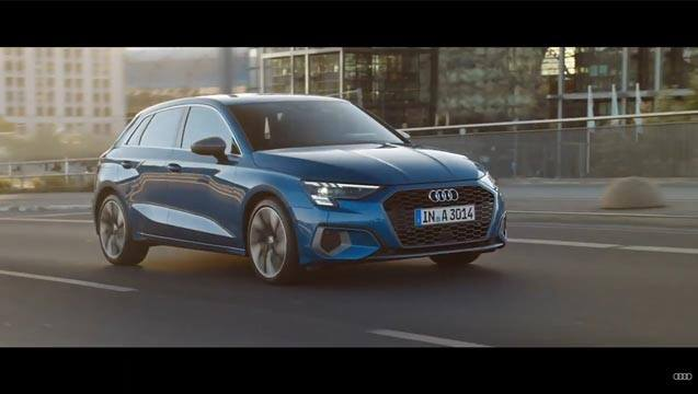 Audi A3 Advert - What a time to be an Audi