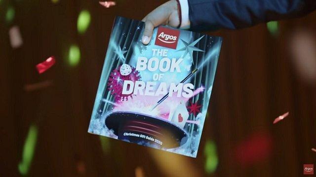 Argos Christmas 2020 Advert Song -Incredible