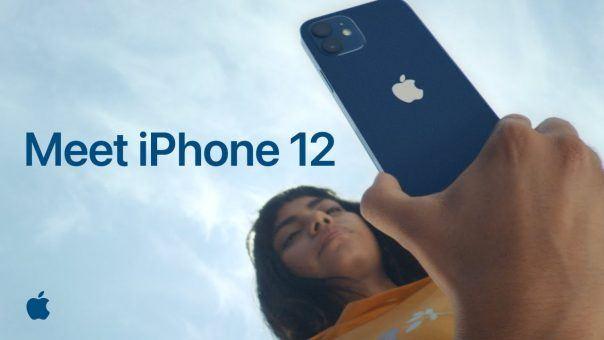Meet iPhone 12 advert music