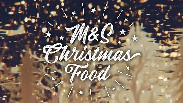 M&S Food Christmas 2020 Advert