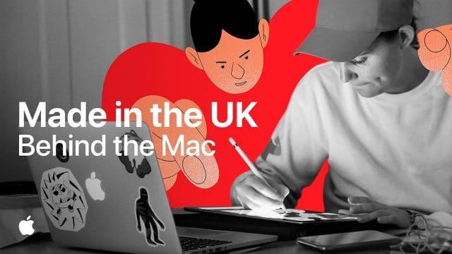 Apple - Behind the mac - Meet the creators