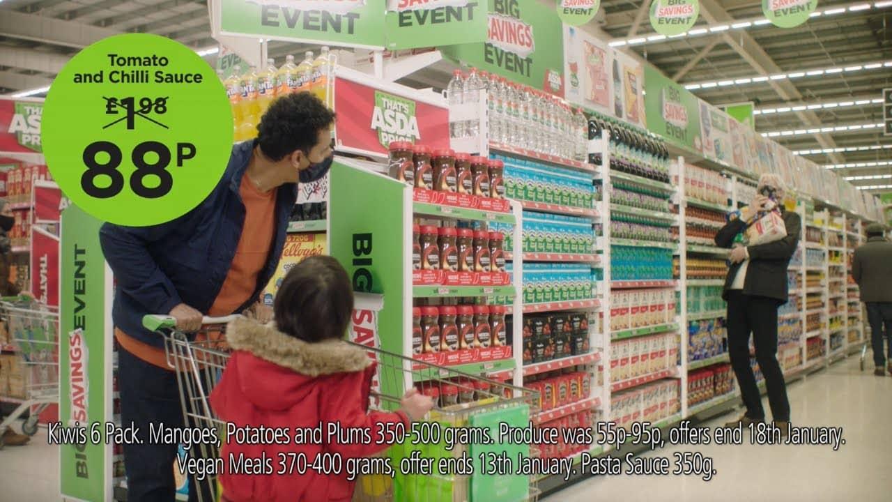 ASDA - Smart Shopper advert