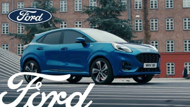 Ford Puma Ecoboost Hybrid - Space Reinvented advert music