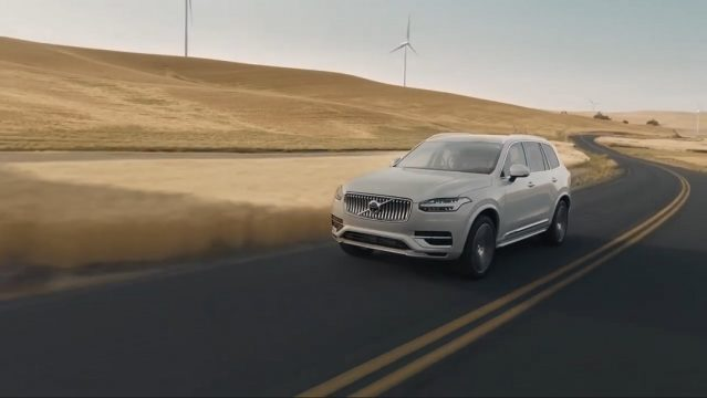 Volvo XC90 2020 Advert Song - Lean On