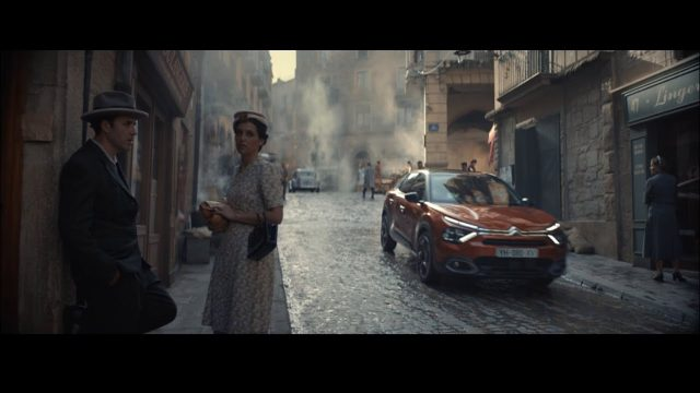 2021 Citroën C4 Advert Song - Oh Happy Day