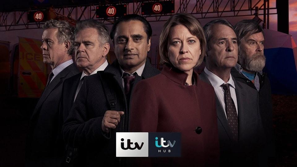ITV Unforgotten Series 4 Trailer Music - Six Feet Under