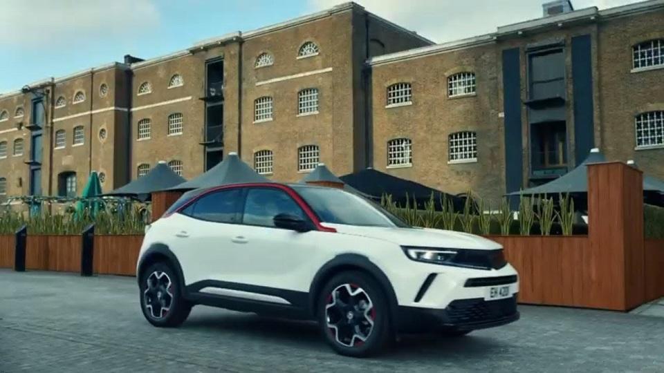 Vauxhall Mokka Advert Song