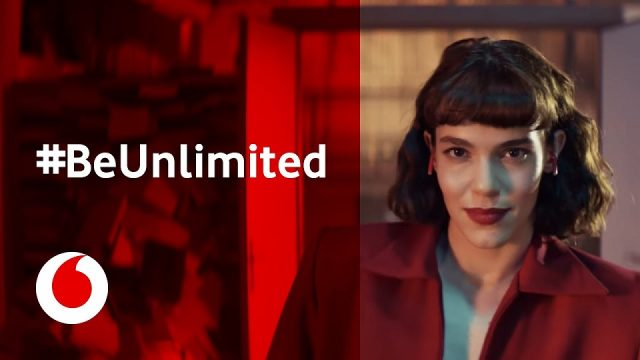 Vodafone Be Unlimited Advert Song