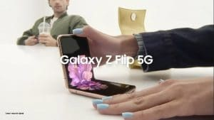 Samsung Galaxy Z Fold 2 - Advert Song